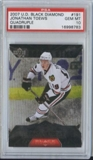 2007/08 Upper Deck Black Diamond #191 Jonathan Toews RC PSA 10 Gem Mint