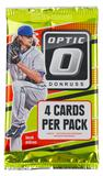 2016 Panini Donruss Optic Baseball Hobby Pack