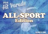 2016 Hit Parade All-Sport Edition Series 1 Pack (8 Hits!!!)