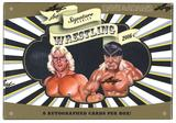 2016 Leaf Signature Series Wrestling Hobby Box