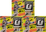 2016 Panini Donruss Optic Baseball 6-Pack Box (Lot of 3)