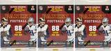 2016 Panini Football 11-Pack Box (Lot of 3)