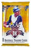 2016 Panini Diamond Kings Baseball Hobby Pack