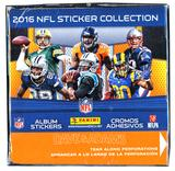 2016 Panini NFL Football Sticker Box