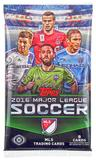 2016 Topps MLS Major League Soccer Soccer Hobby Pack
