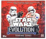 Star Wars: Evolution Hobby Box (Topps 2016)