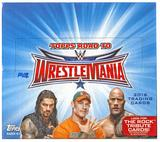 2016 Topps WWE Road to Wrestlemania Wrestling Hobby Box