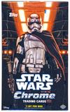 Star Wars: The Force Awakens Chrome Hobby Box (Topps 2016)