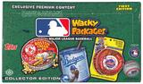 2016 Topps Wacky Packages Baseball Collector's Edition Box