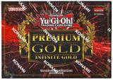 Yu-Gi-Oh Premium Gold: Infinite Gold Booster Mini-Box
