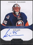 2011/12 Dominion #126 Anders Nilsson Rookie Auto #040/199