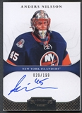 2011/12 Dominion #126 Anders Nilsson Rookie Auto #029/199