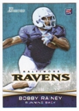 2012 Topps Bowman #163A Bobby Rainey RC/white pants