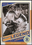 2012/13 Upper Deck O-Pee-Chee #506 Ray Bourque Legend