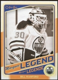 2012/13 Upper Deck O-Pee-Chee #514 Bill Ranford Legend