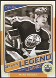 2012/13 Upper Deck O-Pee-Chee #515 Mark Messier Legend