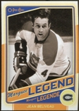 2012/13 Upper Deck O-Pee-Chee #525 Jean Beliveau Legend