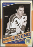 2012/13 Upper Deck O-Pee-Chee #534 Andy Bathgate Legend