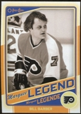 2012/13 Upper Deck O-Pee-Chee #536 Bill Barber Legend