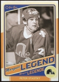 2012/13 Upper Deck O-Pee-Chee #541 Peter Stastny Legend