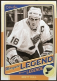 2012/13 Upper Deck O-Pee-Chee #543 Brett Hull Legend