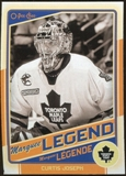 2012/13 Upper Deck O-Pee-Chee #545 Curtis Joseph Legend
