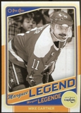 2012/13 Upper Deck O-Pee-Chee #549 Mike Gartner Legend