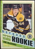 2012/13 Upper Deck O-Pee-Chee #554 Lane MacDermid RC