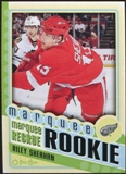 2012/13 Upper Deck O-Pee-Chee #571 Riley Sheahan RC