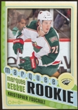 2012/13 Upper Deck O-Pee-Chee #575 Kristopher Foucault RC