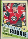 2012/13 Upper Deck O-Pee-Chee #576 Jason Zucker RC