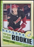 2012/13 Upper Deck O-Pee-Chee #587 Michael Stone RC