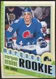 2012/13 Upper Deck O-Pee-Chee #596 Joe Sakic MR