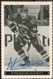 2012/13 Upper Deck O-Pee-Chee Black and White #2 Alexandre Burrows