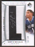 2010/11 Upper Deck SP Authentic #233 Scottie Reynolds Autograph /149