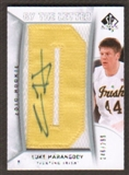 2010/11 Upper Deck SP Authentic #236 Luke Harangody Autograph /299
