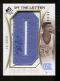 2010/11 Upper Deck SP Authentic By The Letter Legend Last Name #LJR J.R. Reid Autograph /149