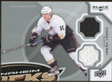 2012/13 Upper Deck Black Diamond Dual Jerseys #ANACP Corey Perry D