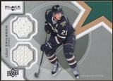 2012/13 Upper Deck Black Diamond Dual Jerseys #DALLLE Loui Eriksson F
