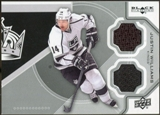 2012/13 Upper Deck Black Diamond Dual Jerseys #LAKJW Justin Williams F
