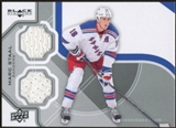 2012/13 Upper Deck Black Diamond Dual Jerseys #NYRMS Marc Staal D