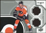 2012/13 Upper Deck Black Diamond Dual Jerseys #PHICP Chris Pronger E