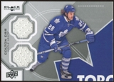 2012/13 Upper Deck Black Diamond Dual Jerseys #TORCO Colton Orr D