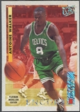 1996/97 Ultra #P275 Antoine Walker Platinum Medallion Rookie Encore