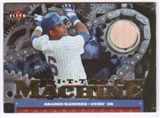 2007 Fleer Ultra Hitting Machines Materials #AR Aramis Ramirez
