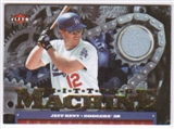 2007 Fleer Ultra Hitting Machines Materials #JK Jeff Kent