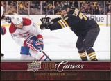 2012/13 Upper Deck Canvas #C5 Shawn Thornton