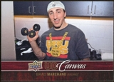 2012/13 Upper Deck Canvas #C9 Brad Marchand