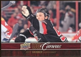 2012/13 Upper Deck Canvas #C18 Jeff Skinner