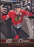 2012/13 Upper Deck Canvas #C23 Duncan Keith